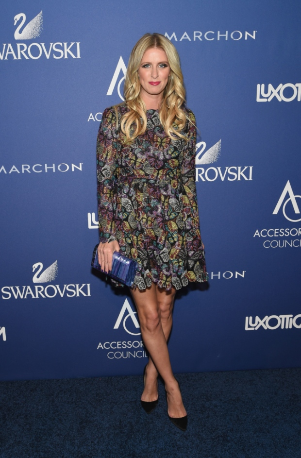 18th Annual Accessories Council ACE Awards At Cipriani 42nd Street - Arrivals