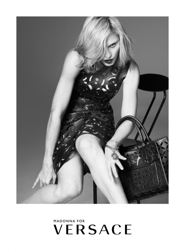 Madonna for Versace 2