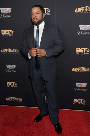BEVERLY HILLS, CA - FEBRUARY 21:  Actor-rapper Ice Cube attends the 2016 ABFF Awards: A Celebration Of Hollywood at The Beverly Hilton Hotel on February 21, 2016 in Beverly Hills, California.  (Photo by Jason Kempin/Getty Images for BET)