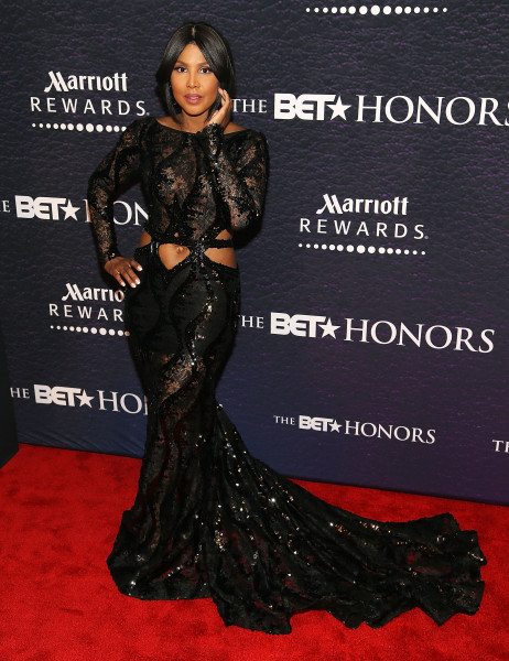 WASHINGTON, DC - MARCH 05:  Singer Toni Braxton attends the BET Honors 2016 at Warner Theatre on March 5, 2016 in Washington, DC.  (Photo by Paul Morigi/FilmMagic)