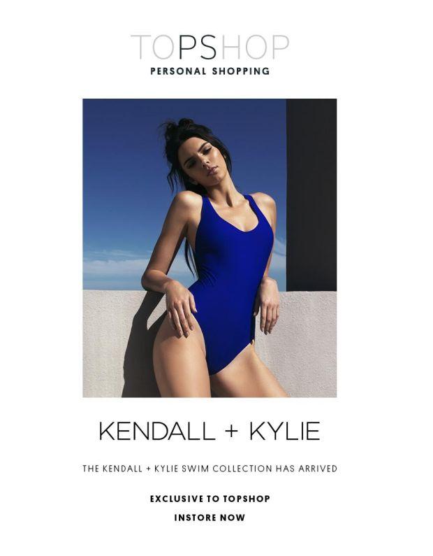kendall swimwear