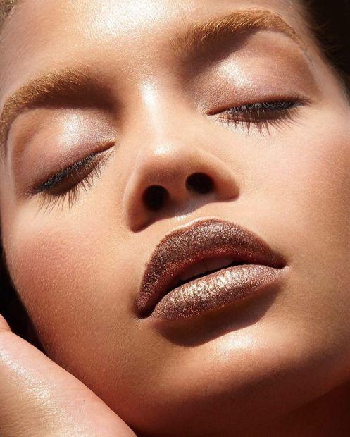 Image result for jasmine sanders glitter lips